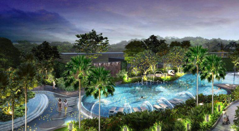 Tiện ích Dự án Căn hộ Palm Garden