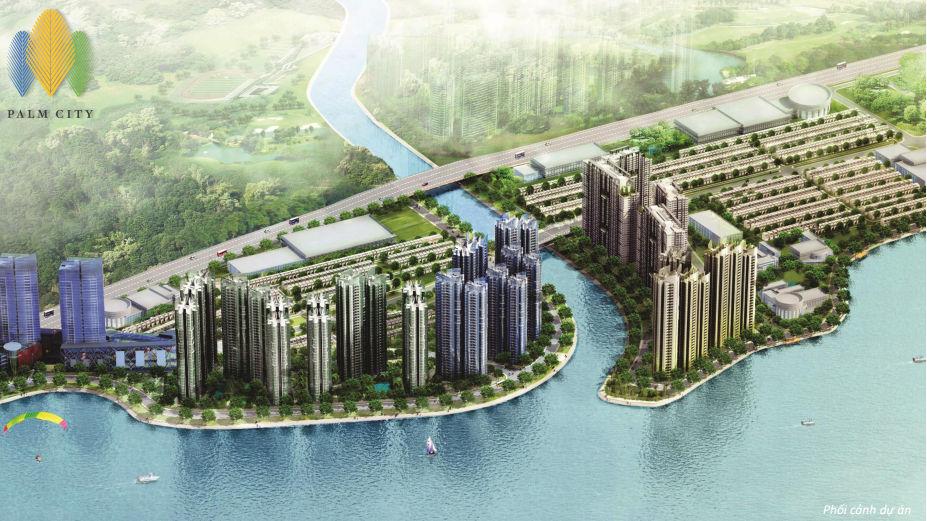 Dự án căn hộ Palm Garden