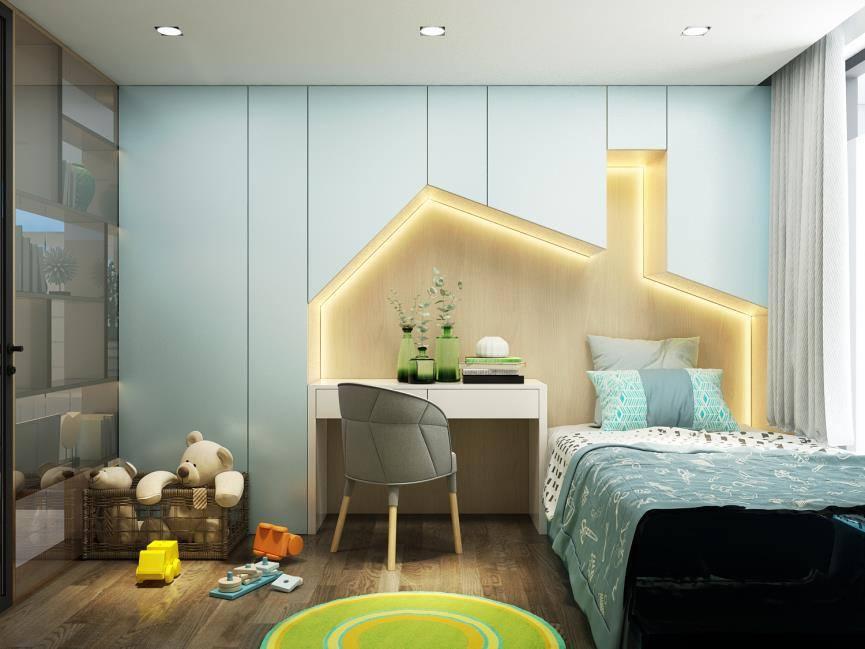 Nội thất căn hộ La Cosmo Residences  22