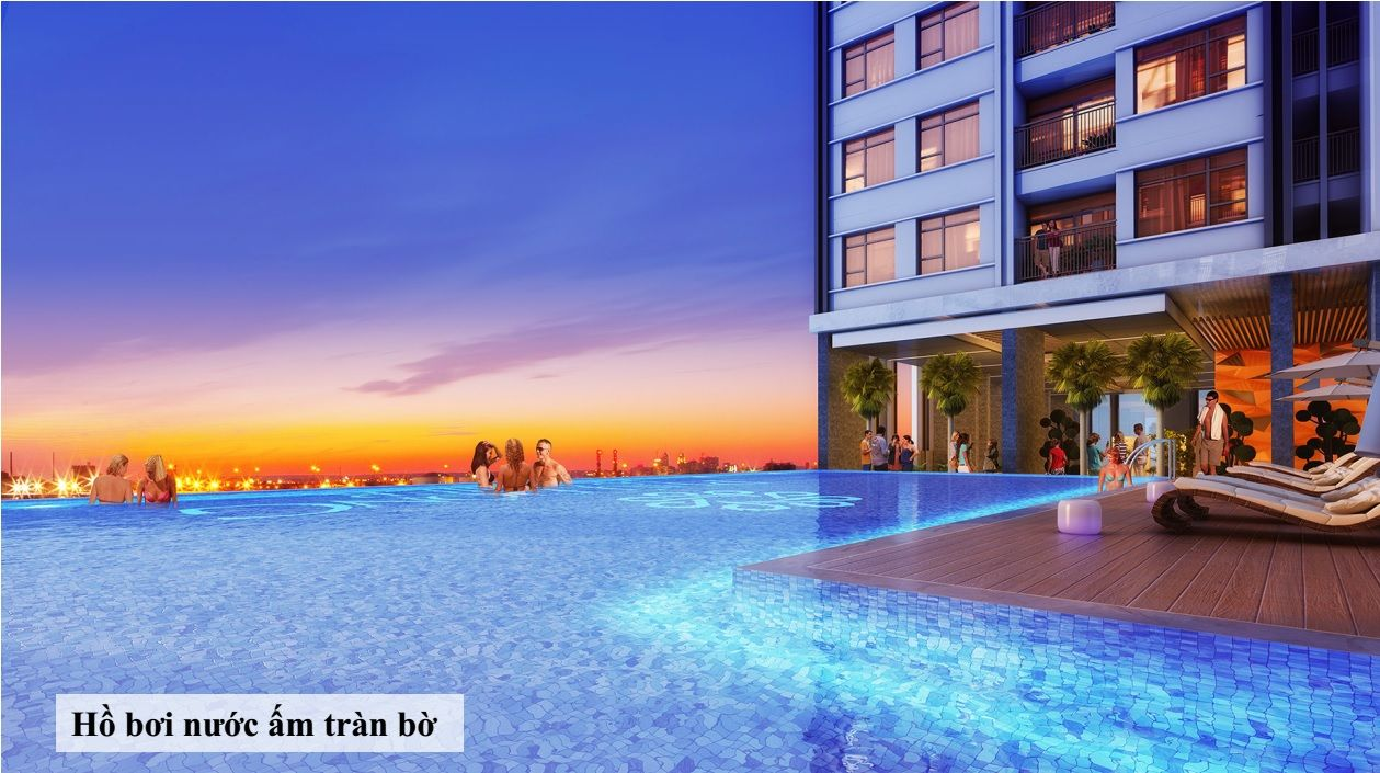 Tiện ích Dự án căn hộ cao cấp Phú Đông Premier