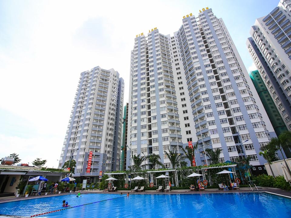 Sai Gon Avenue - Tang 6-9 , 12-15, 18-21