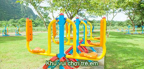 Khu vui chơi trẻ em Symbio Garden