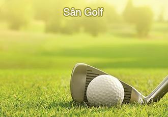 Tiện ích sân Golf tại Symbio Garden