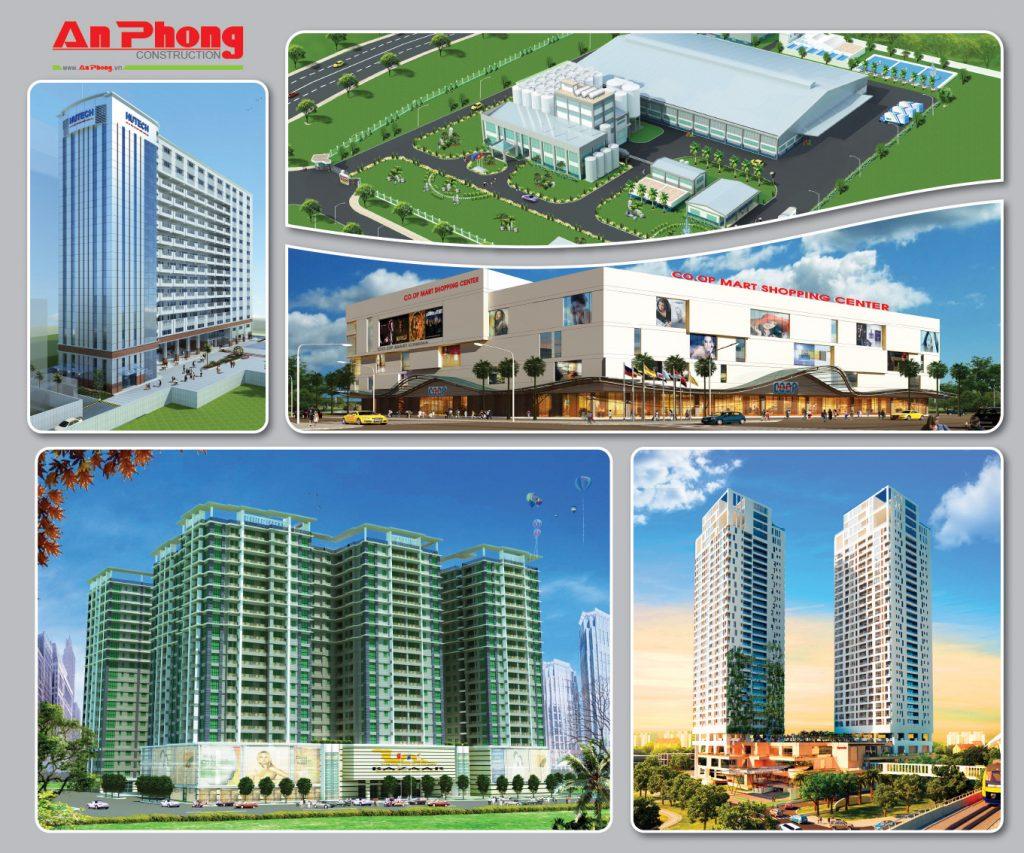 tiến độ dự án Safira Khang Điền