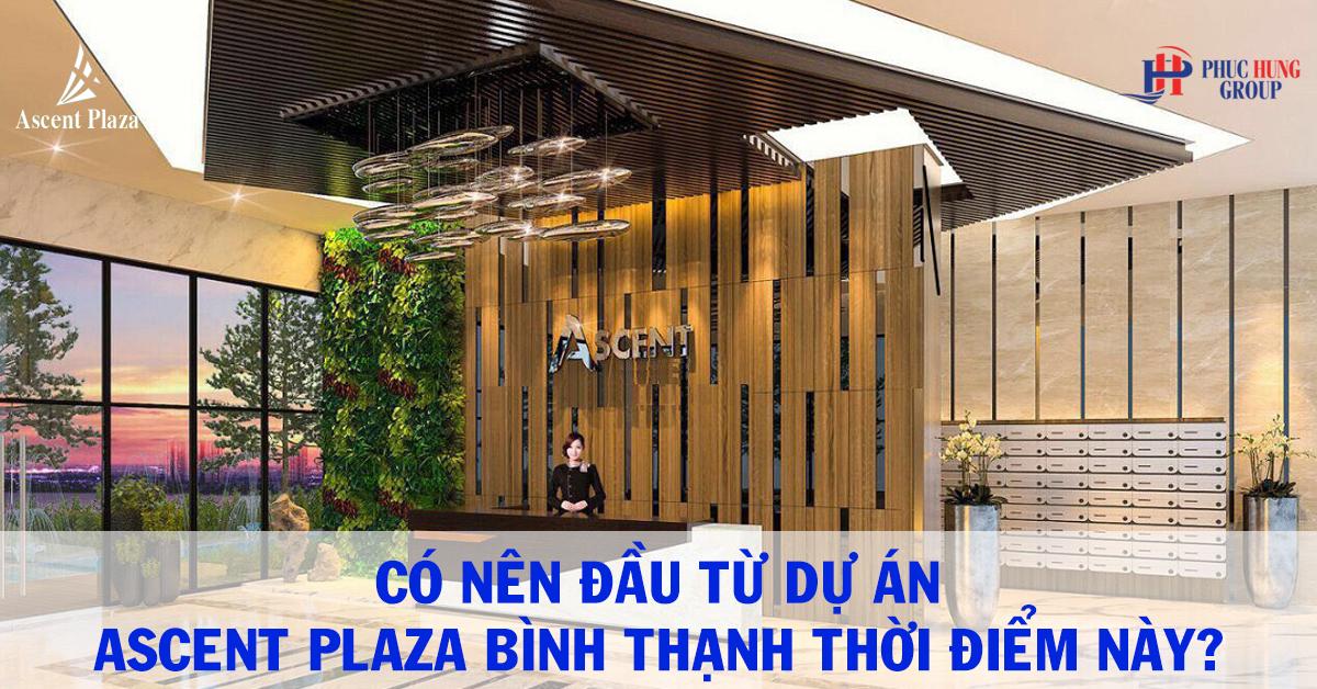 căn hộ ascent plaza bình thạnh