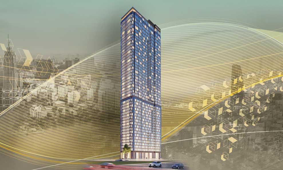 thiết kế dự án one alpha riverside quận 1