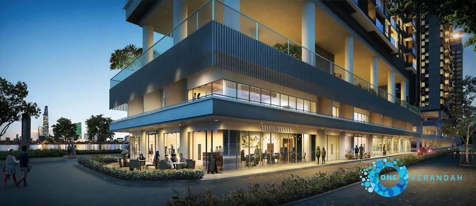 tiện ích dự án one verandah quận 2
