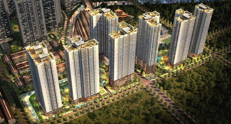 dự án Raemian Galaxy City Quận 2
