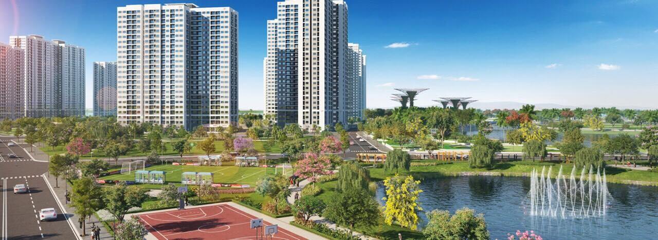 tiện ích dự án vincity grand park quận 9