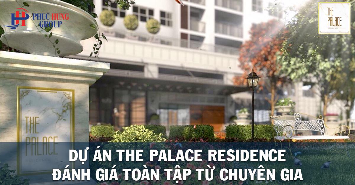 dự án palace residence quận 2
