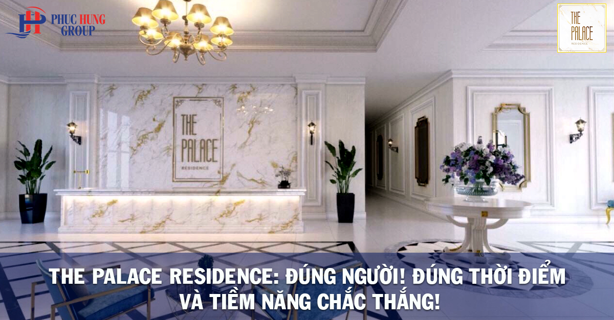 dự án the palace residence