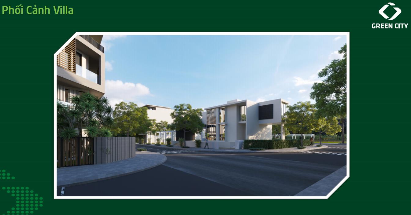 thiết kế dự án green city quận 9