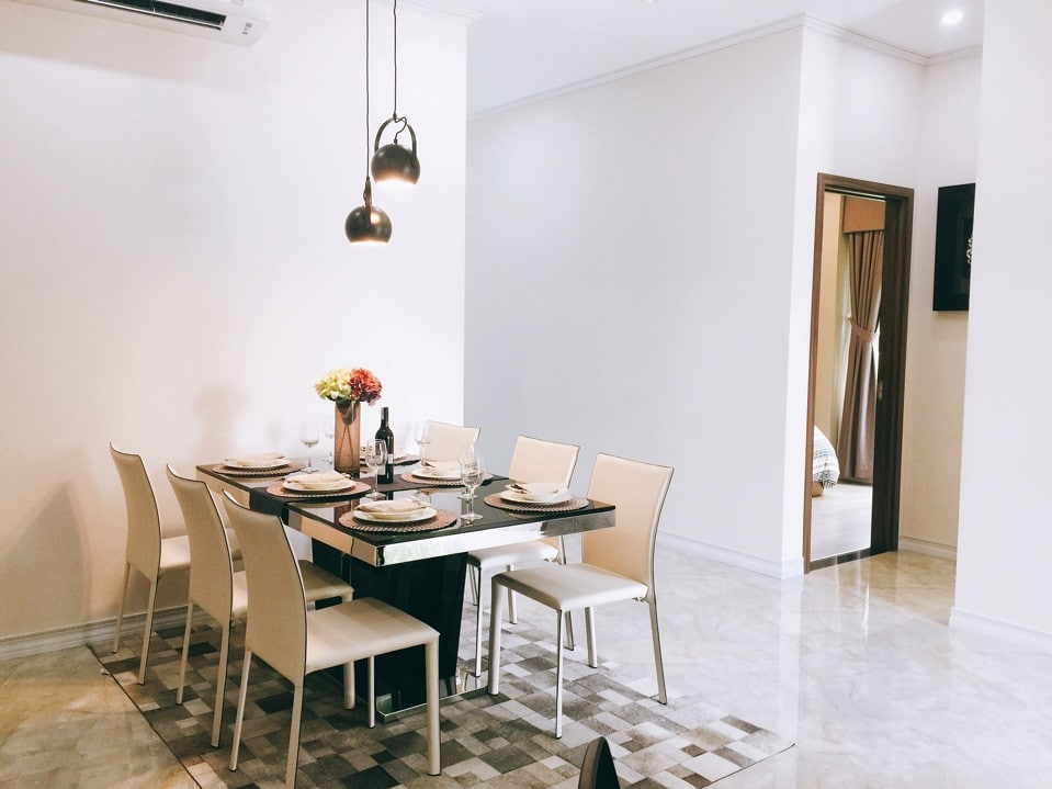 thiết kế căn hộ homyland riverside