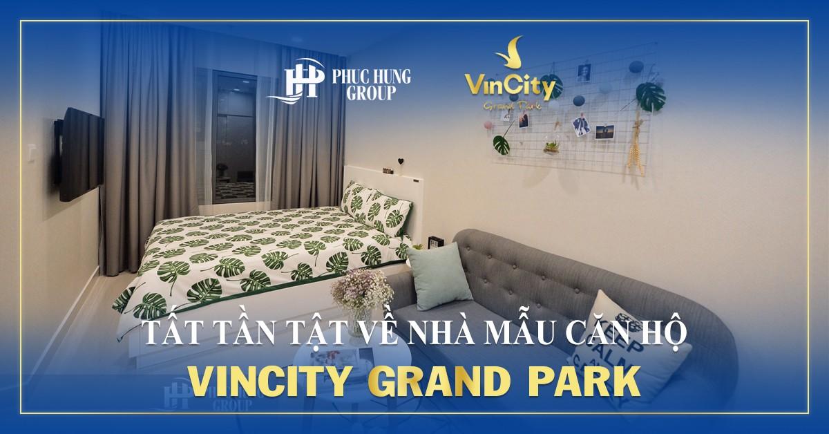 nhà mẫu vincity quận 9