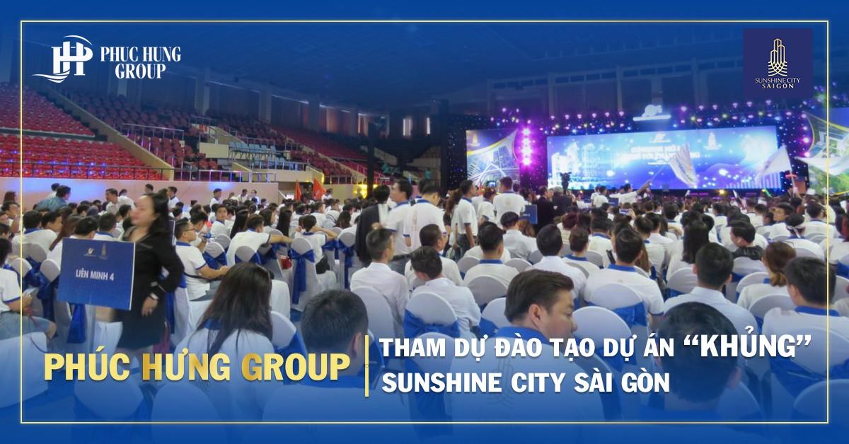 phúc hưng group phân phối sunshine city saigon