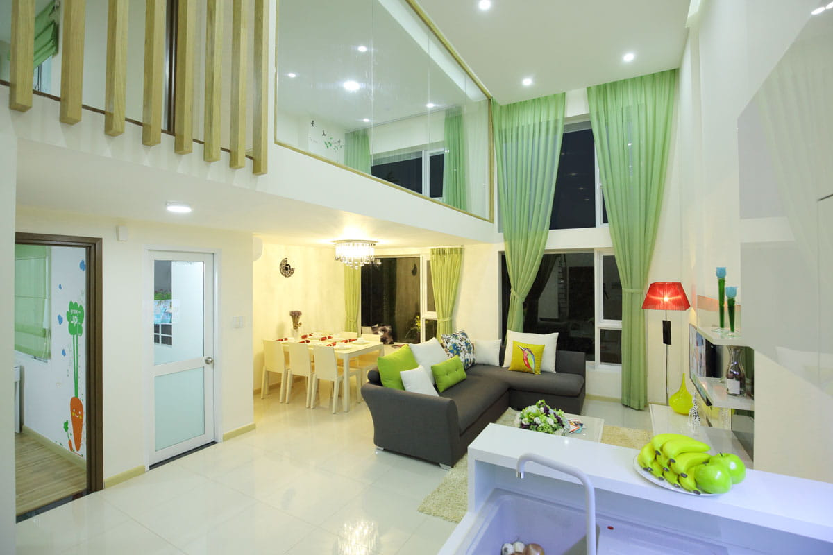 thiết kế căn hộ La astoria 2