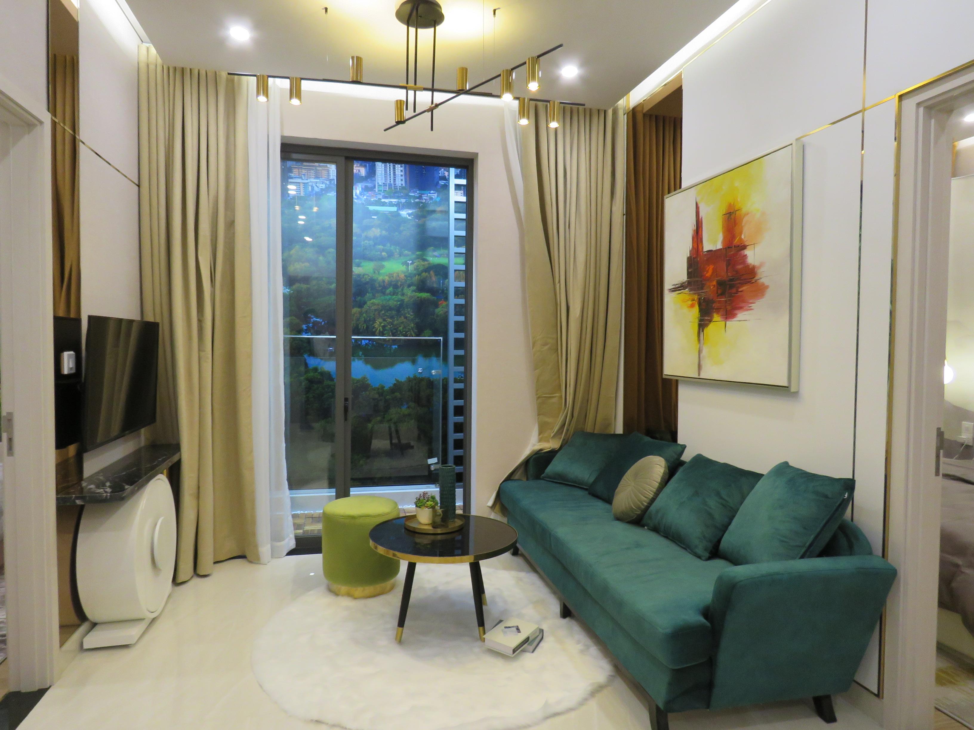 Với 2 tỷ, bạn dễ dàng hơn trong việc tìm mua một căn hộ chung cư ở nội thành Sài Gòn