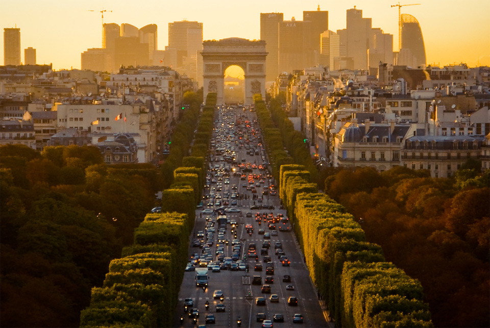 dự án paris hoàng kim