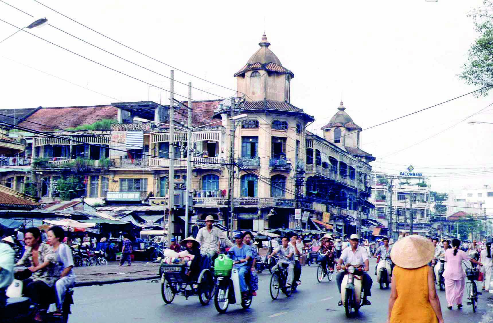 Hình ảnh Chợ Lớn Sài Gòn xưa