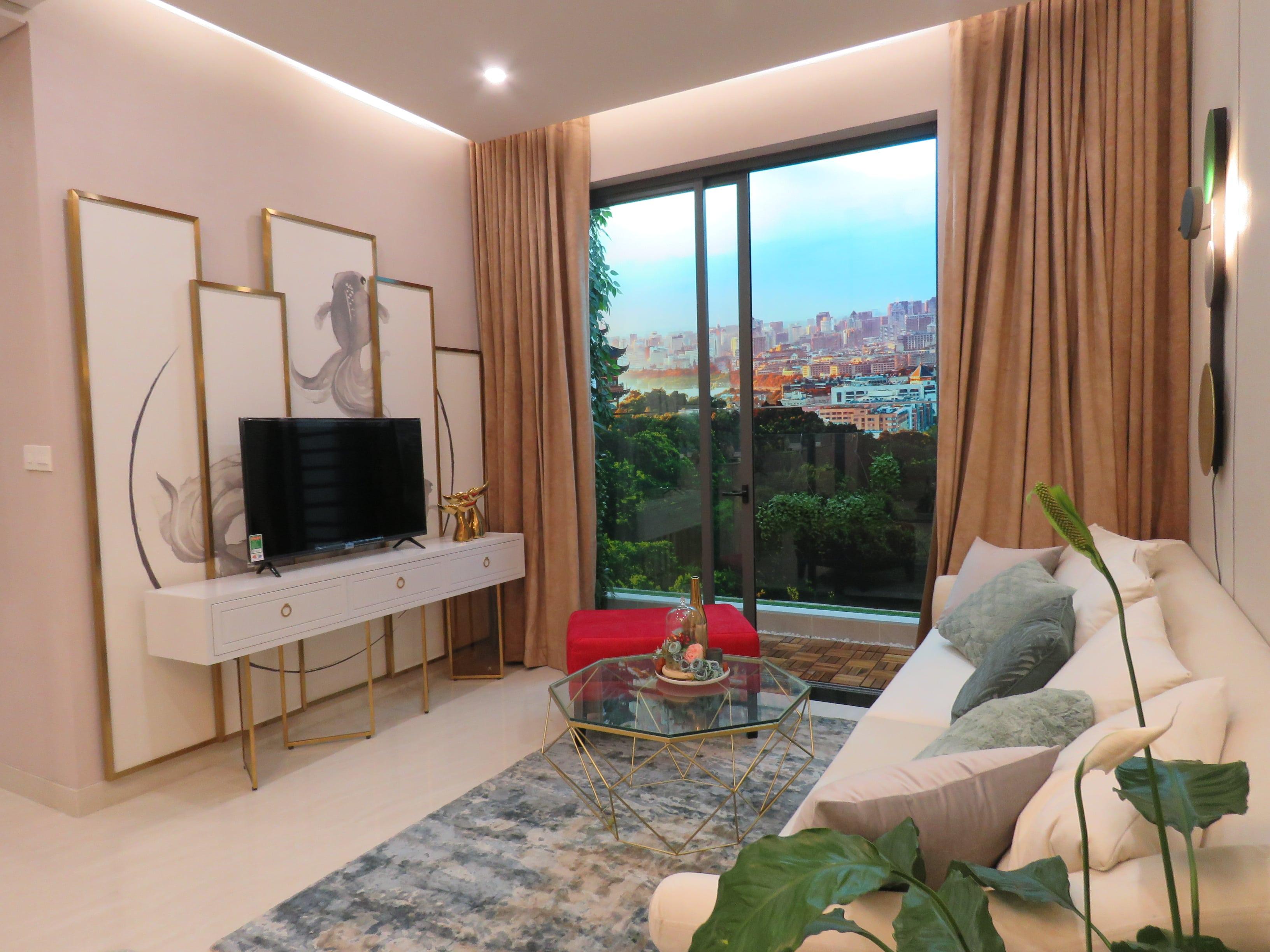 Nhà mẫu căn hộ D-Homme
