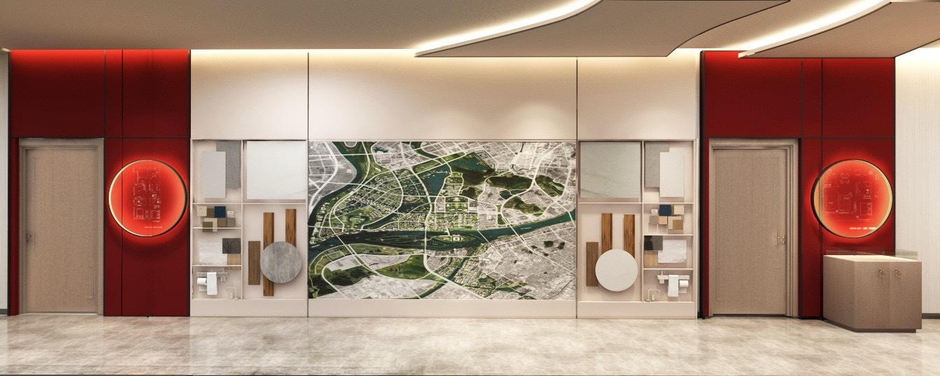 Nhà mẫu dự án căn hộ D-Homme quận 6