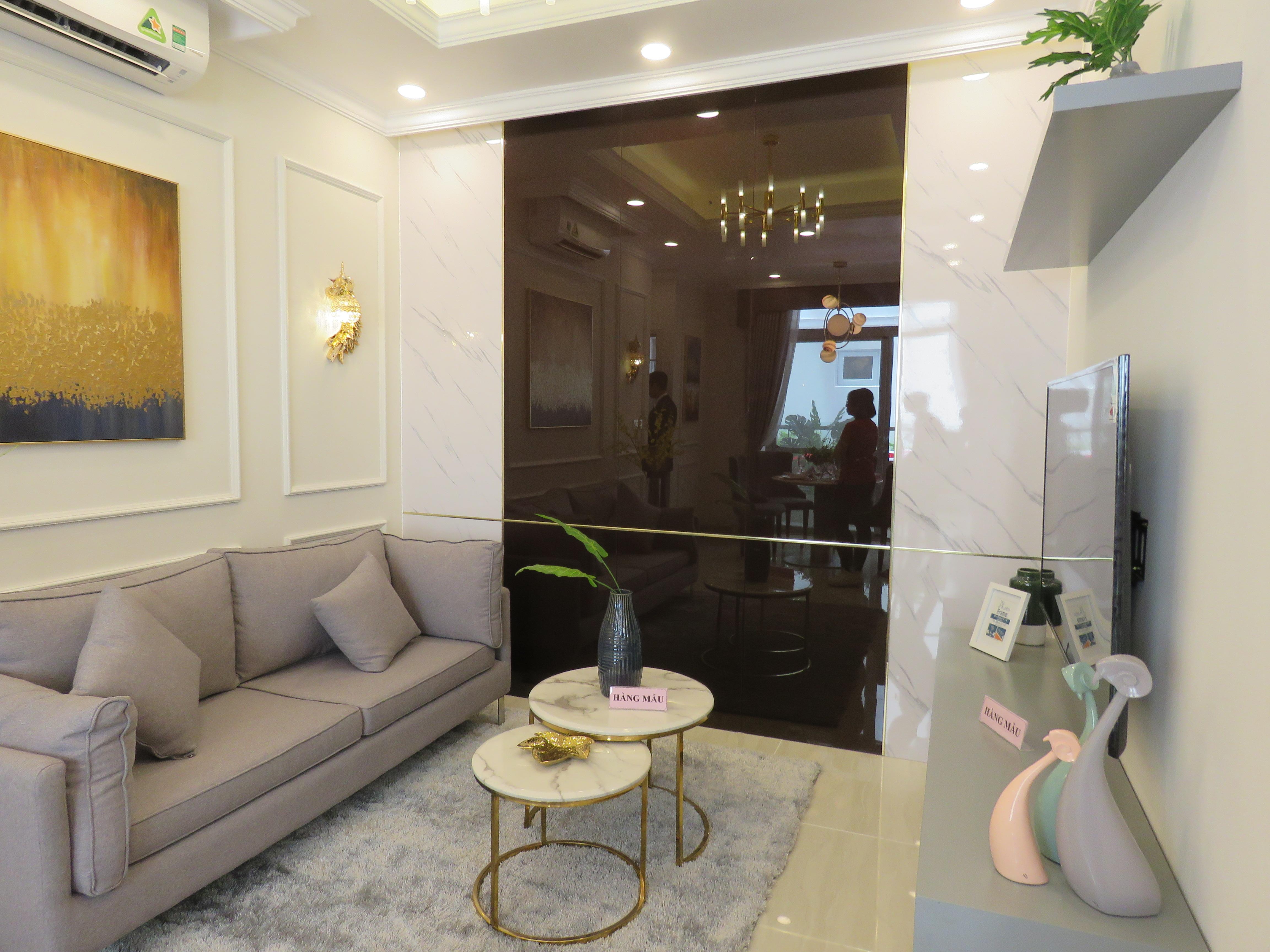Nhà mẫu căn hộ Paris Hoàng Kim