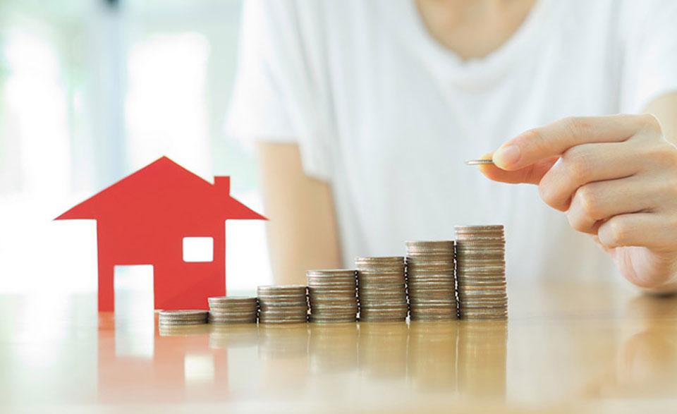 Xác định khoản vay mua nhà trả góp hợp lý