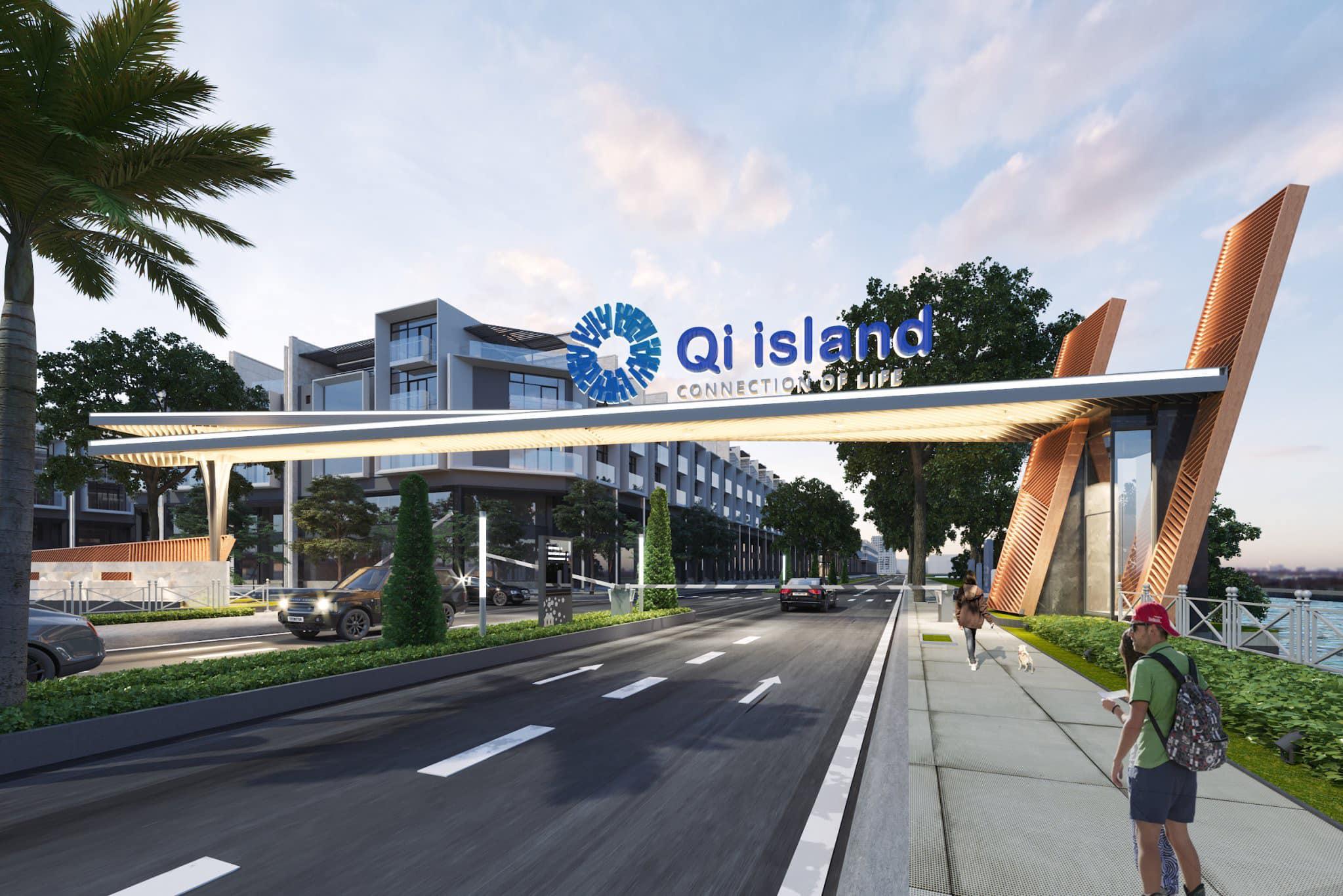 Dự án Qi Island Bình Dương