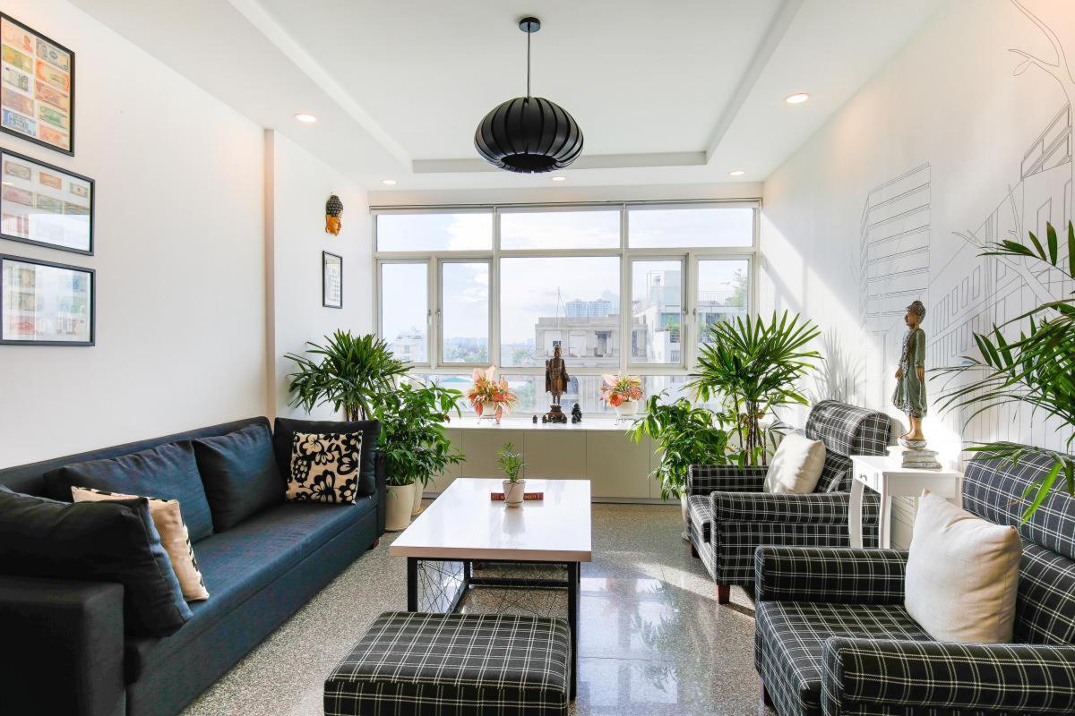 Giá cho thuê căn hộ tại các quận trung tâm TP.HCM