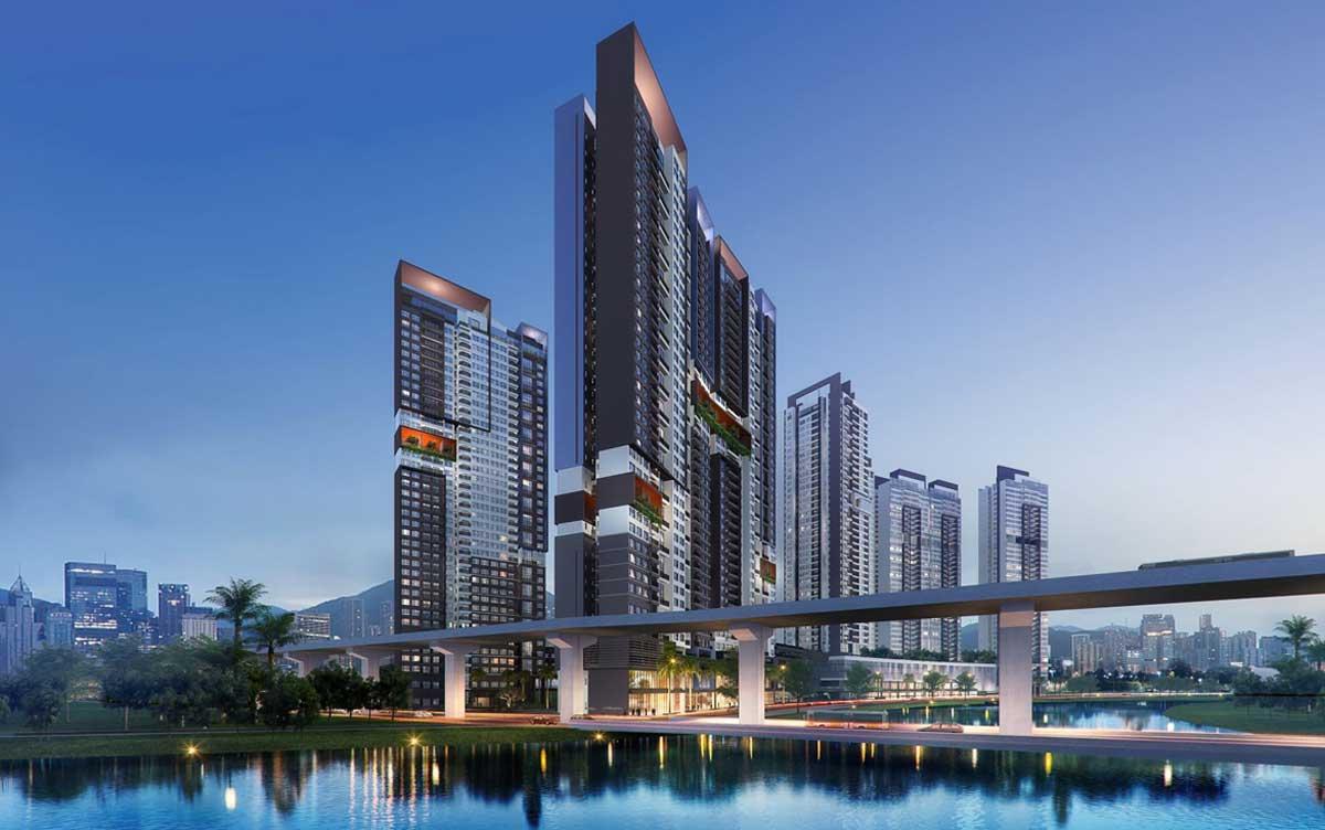 Thiết kế ấn tượng của dự án căn hộ Celesta Rise