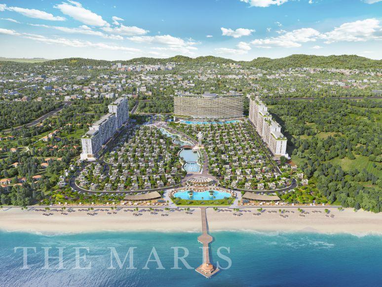 Phối cảnh dự án The Maris Vũng Tàu