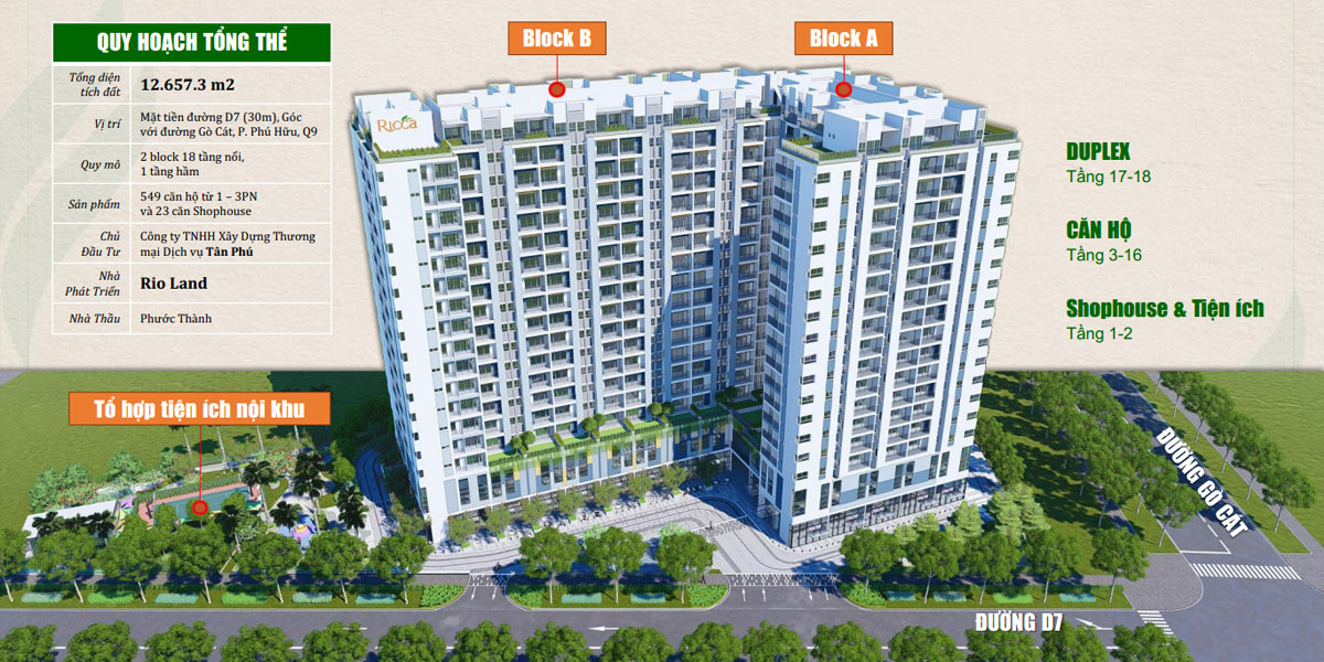 Dự án Ricca quận 9 có giá bán từ 29 triệu/m2 đang thu hút sự quan tâm đặc biệt của thị trường
