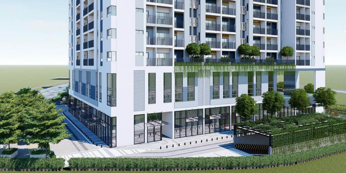 Thiết kế căn hộ Ricca quận 9