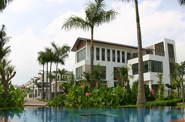 Villa Riviera quận 2 - TP.HCM