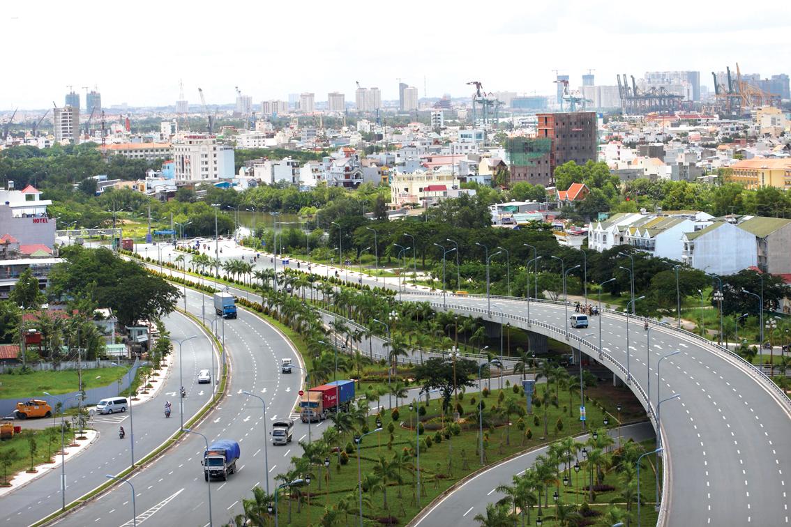 Khu Nam đón nhận nguồn vốn lớn để phát triển nhiều công trình hạ tầng giao thông