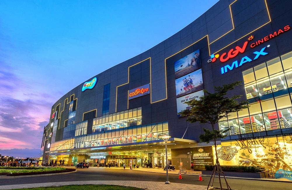 SC ViVo City - Trung tâm thương mại mang tầm Quốc tế tại quận 7