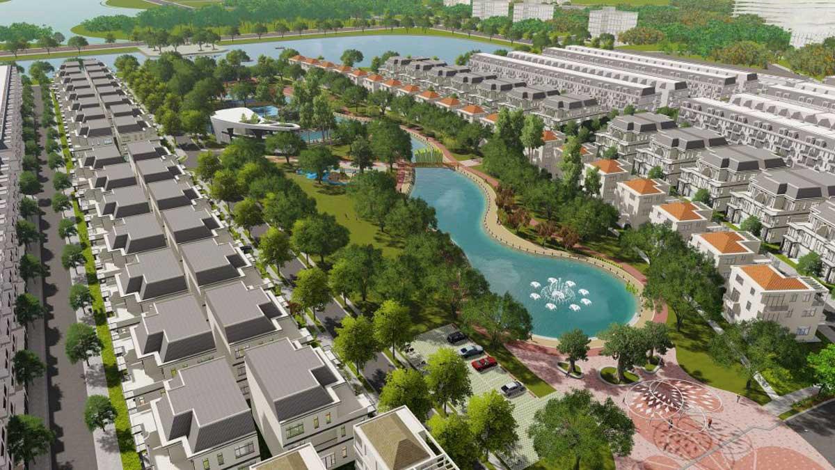Phối cảnh dự án La vida residences