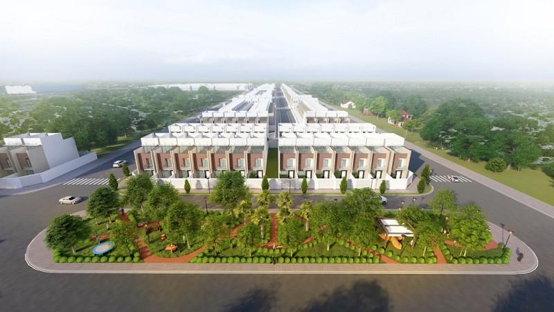 Đất nền khu dân cư Phước Sơn